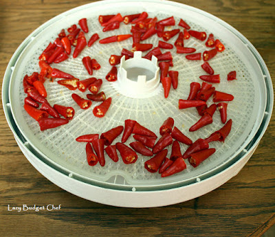 how to dehydrate chili apache jalapeno habanero pepper powder