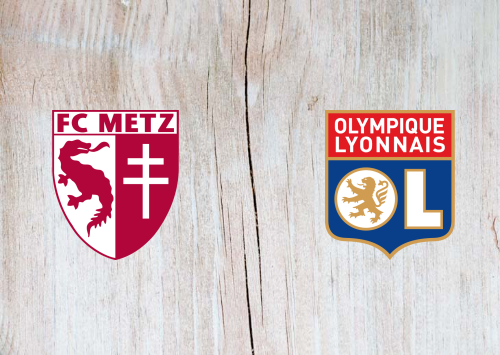 Metz vs Olympique Lyonnais -Highlights 06 December 2020