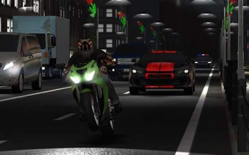 Racing Fever Moto Police Wala Game Video Me Download
