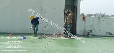 Waterproofing Coating Gedung