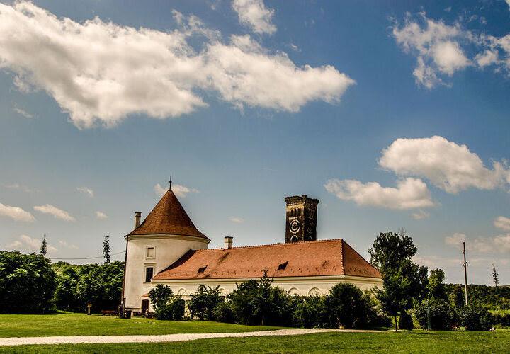 Banffy Castle Near Cluj