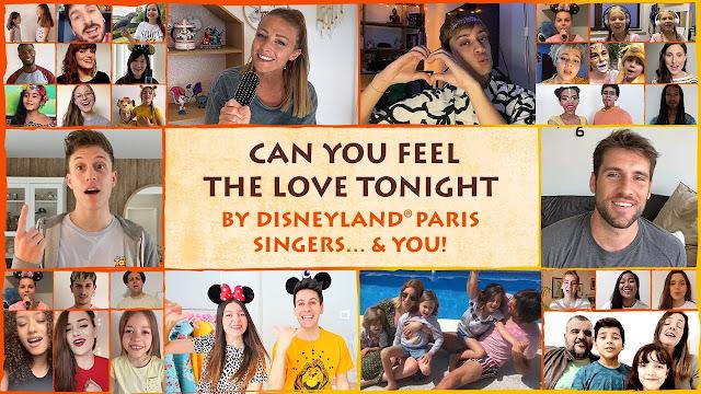#DisneyMagicMoments, Disney, Disneyland Paris, DLP, The Lion King, Reopening, Full Show, Can You Feel The Love Tonight, 巴黎迪士尼樂園, Cast Members