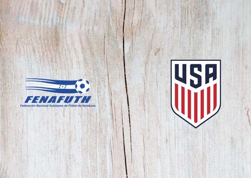 Honduras vs United States -Highlights 04 June 2021