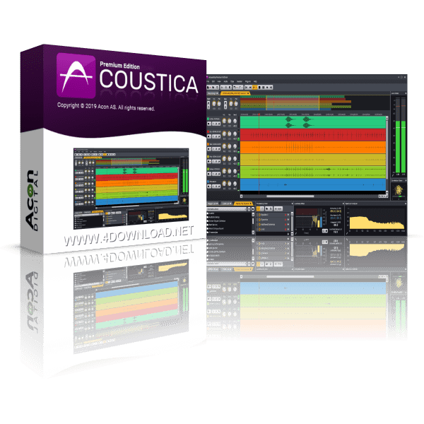 Acon Digital Acoustica Premium Edition v7.2.7 Full version