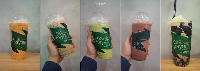 Chapayom Medan: Coba Thai Tea dan Kopi Susu - Minuman 02