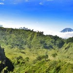 Gunung Pakuwaja Dieng