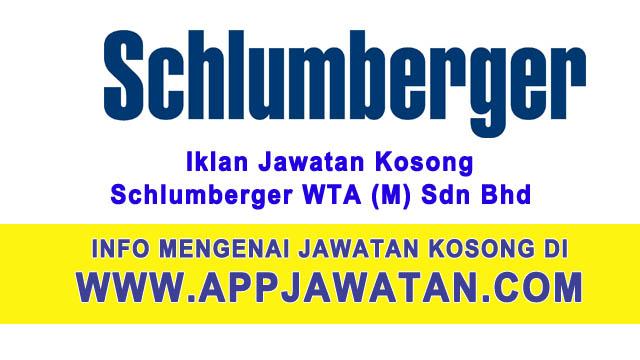 Schlumberger WTA (M) Sdn Bhd