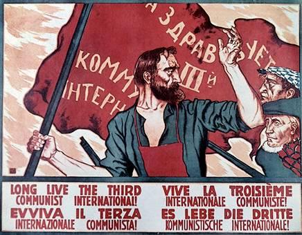 foto de L Internationale communiste : un parti mondial de la révolution Anticapitalisme & Révolution