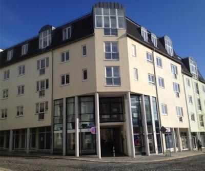 Apartment Di Chemnitz (Saxony, Jerman)
