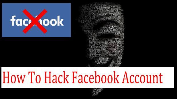 5 Ways To Hack Facebook