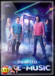 Bill & Ted: Salvando el Universo (2020) WEB-DL 1080P LATINO/INGLES