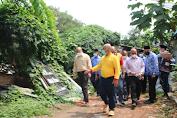 Walikota Tinjau Lokasi Pembangunan Folder dan Puskesmas