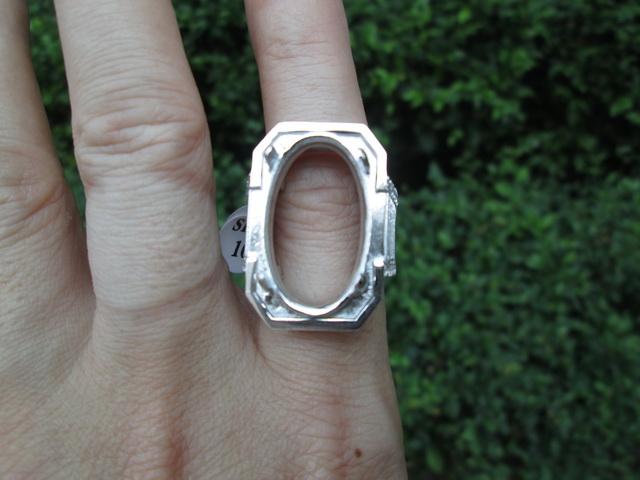 CNC Phoneshop Jual Ring Perak Hongkong Pria Big Size