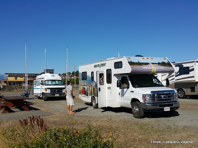 Point Hudson Marina and RV Park