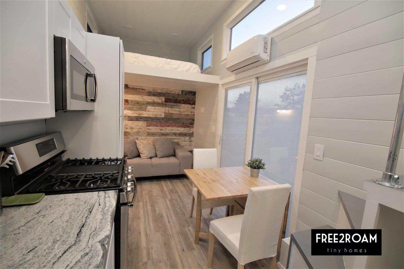 Tiny House Town Luxury Double Loft From Free 2 Roam