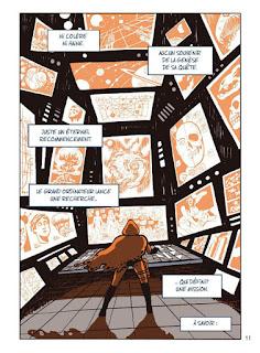 Bande dessinée - Captain Death - quand la Mort reçoit une mission, elle l'exécute jusqu'au bout