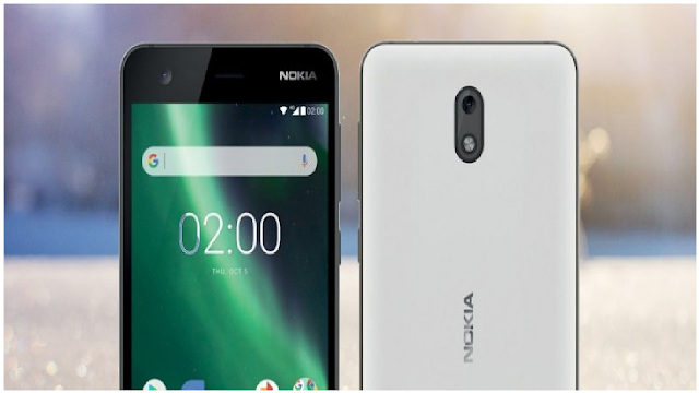 Nokia 2 launched a new branded featches amagings