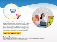 Bagasi Online Membuka Lowongan Pekerjaan Sebagai Digital Marketing