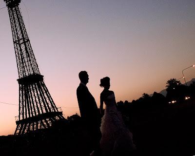 viaggio di nozze sposi parigi