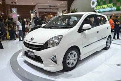 Kredit Toyota Agya Promo Akhir Tahun