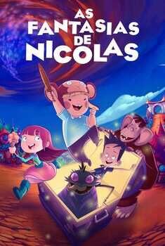 As Fantasias de Nicolás Torrent - WEB-DL 1080p Dual Áudio
