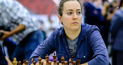 Irina Krush, woman chess champion