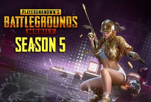 PUBG Season 5 Release Date, Outfits, Zombie Mode latest update