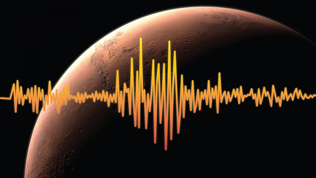 The seismicity of Mars