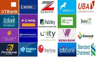 photos of nigerian banks