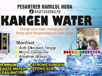 Download Spanduk Kangen Water.cdr