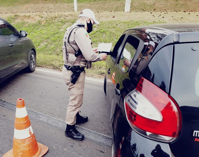 Operação contra furto e roubo de veículos é realizada pela Brigada Militar em Gravataí