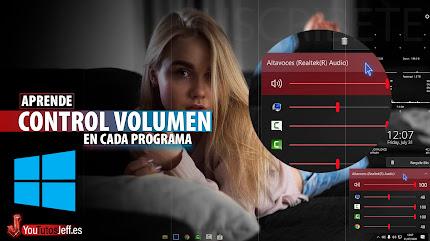Bajar el Volumen de Cada Programa Independientemente en Windows 10, Descargar EarTrumpet