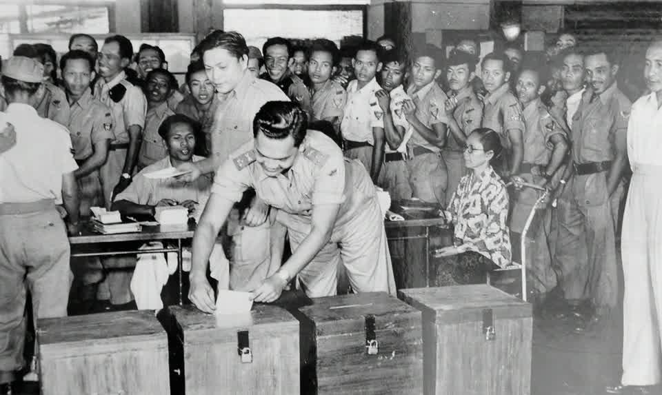 Pemilihan Umum (Pemilu) Tahun 1955