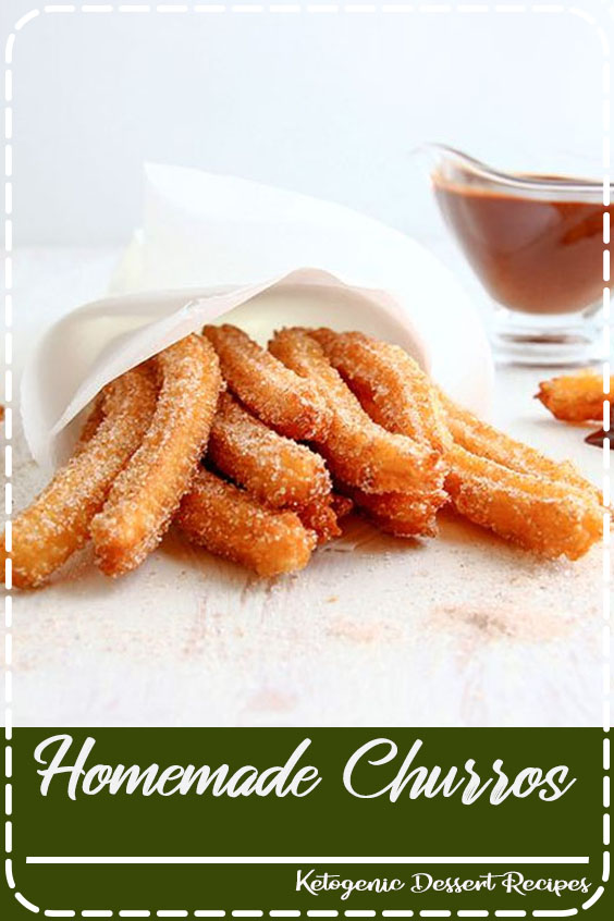 Have you ever tasted authentic Spanish churros? If not, put them on your bucket list or make these homemade churros to satisfy your sweet tooth cravings right away!