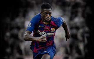 Barcelona president Bartomeu: Dembele's potential hasn't been seen in full yet