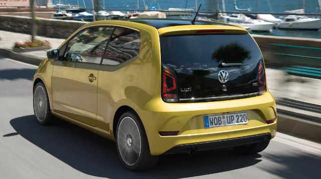 2018 VW Up 1.0 TSI Release Date and Specs