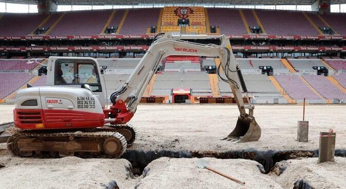 Sezon açılışı Başakşehir Stadı'nda olacak!