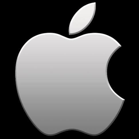 Mẫu logo Apple mới nhất