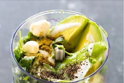 Recipe: Smooth and creamy Healthy Avocado Hummus