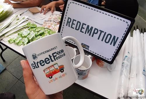 SM Hypermarket Street Food Freebies
