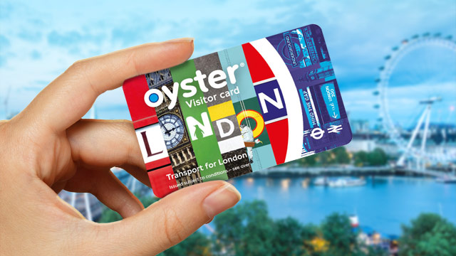 Transportation Card for London