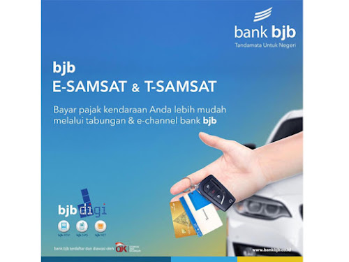 Layanan T Samsat dan E Samsat Bank BJB