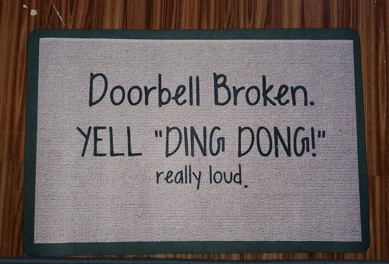 Funny Welcome Mat 40%OFF