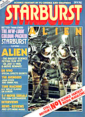 Starburst #14, Alien