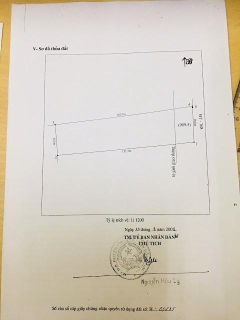 ĐẤT BÁN THIỆN TÂN VĨNH CỬU 5.714.0Mv