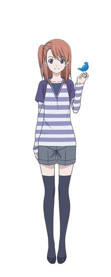 Maaya Uchida como Michiru