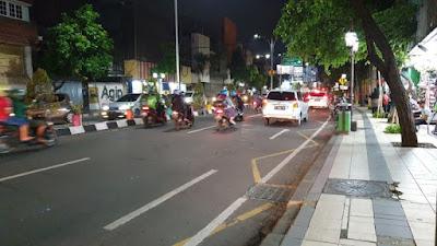 24 Jam di Surabaya setelah tes CPNS