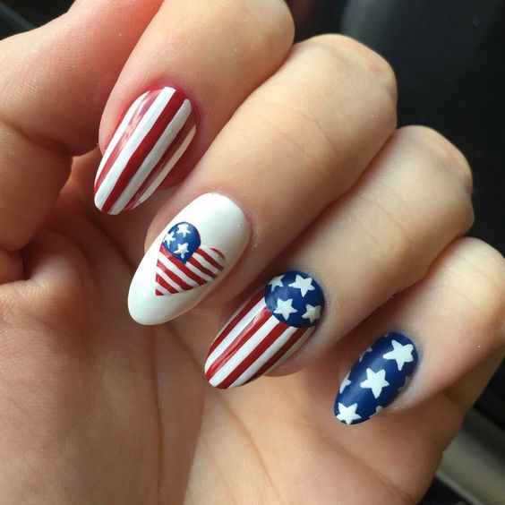 Cute Nail Designs for Every Nail - Nail Art Ideas to Try 💅 13 of 50