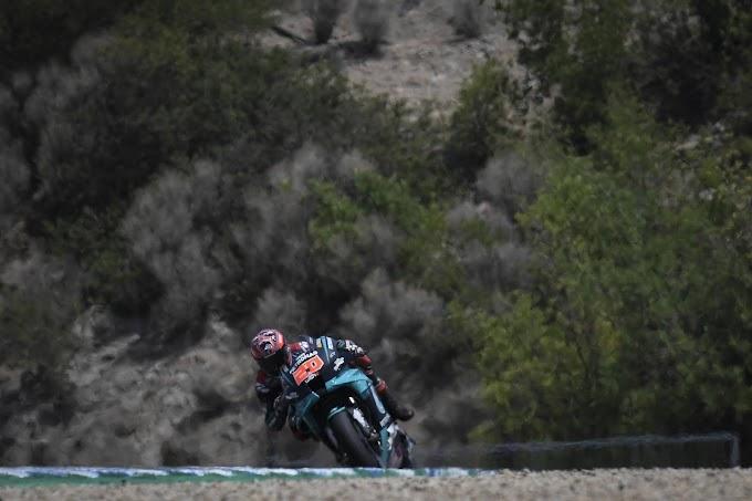 Fabio Quartararo abre temporada da MotoGP com vitória em Jerez