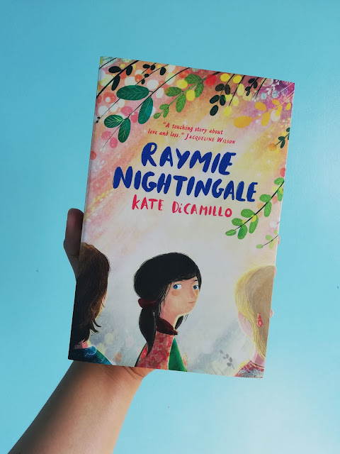 Raymie Nightingale Kate DiCamillo book review